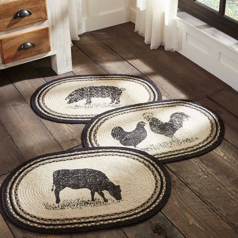 Sawyer Mill rugs