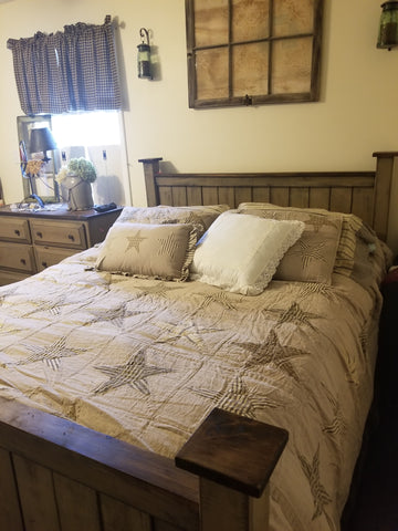 primitive country home tour pictures from our customers primitive rh primitivestarquiltshop com