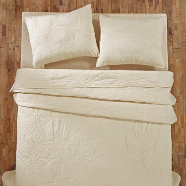 Washington Star Creme Bedding