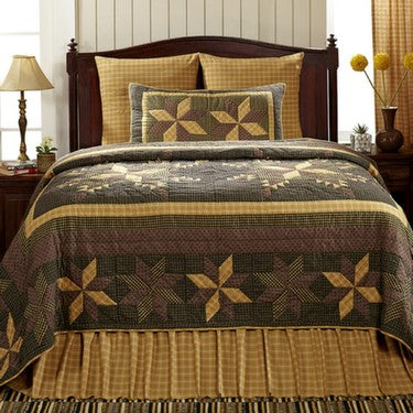 Amherst quilted bedding