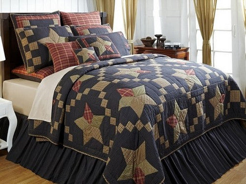 Arlington quilted bedding