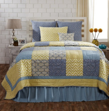 Caledon quilted bedding