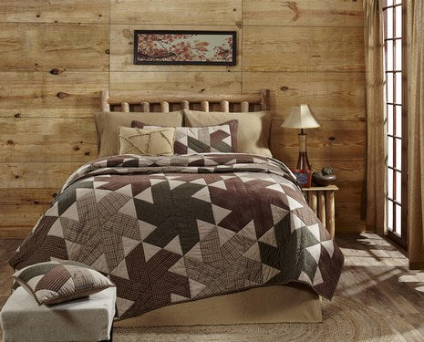 Danson Mill quilted bedding