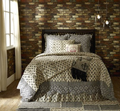 Elysee quilted bedding