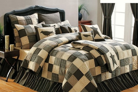 Kettle Grove quilted bedding