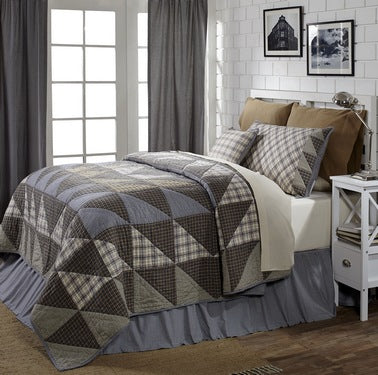 Maddox quilted bedding