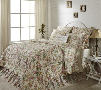 Madeline quilted bedding