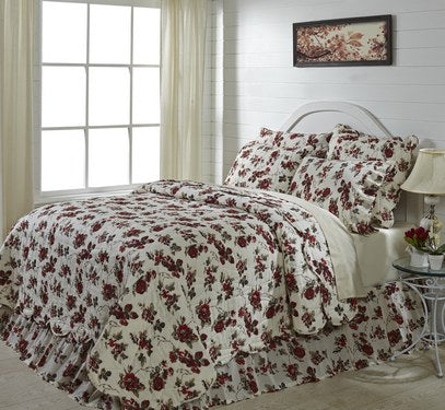 Mariell quilted bedding