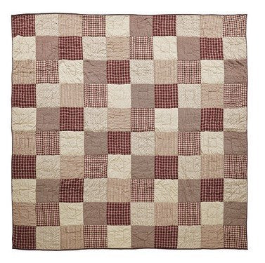 Cheston patchwork quilt