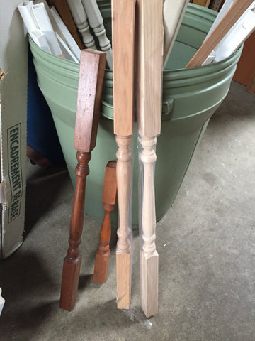 Spindles from ReStore