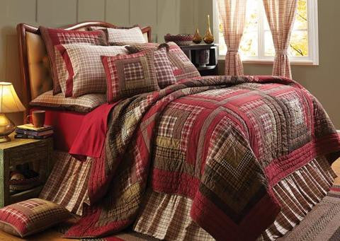 Tacoma Quilted Bedding