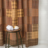 Prescott Shower Curtain - Primitive Star Quilt Shop