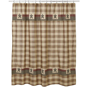 Plymouth Shower Curtain
