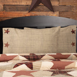 Abilene Star Standard Pillow Case - Set of 2 - Primitive Star Quilt Shop