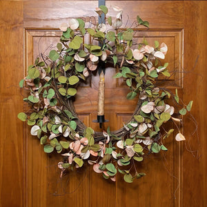 Antique Eucalyptus Wreath 20""