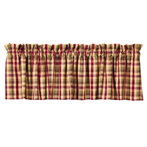 Apple Cider Valance 72""