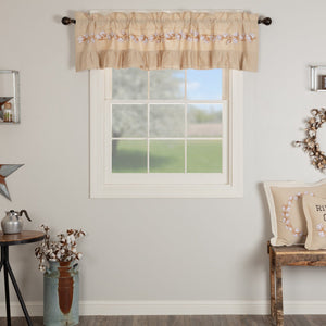 Ashmont Cotton Lined Valance 72""