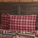 Braxton Standard Pillow Case - Set of 2 - Primitive Star Quilt Shop