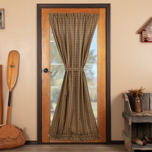 Cedar Ridge Lined Door Panel 72""