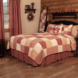 Cheston Plaid Quilt Bundle