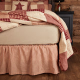 Cheston Bed Skirt - Primitive Star Quilt Shop