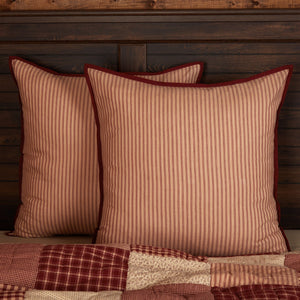 Cheston Fabric Euro Sham 26x26""
