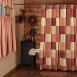 Cheston Shower Curtain - Primitive Star Quilt Shop