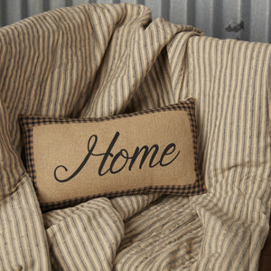 Farmhouse Star Home Pillow 7x13""