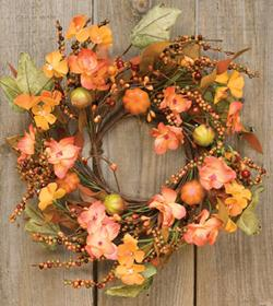 Harvest Garden Candle Ring