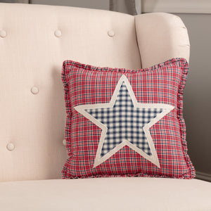 Hatteras Star Pillow 12""