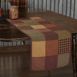 Heritage Farms Quilted Runner 13x36""