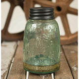 Mason Jar Fruit Fly Trap - Primitive Star Quilt Shop