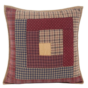 "Millsboro Quilted Pillow 16"" Filled"