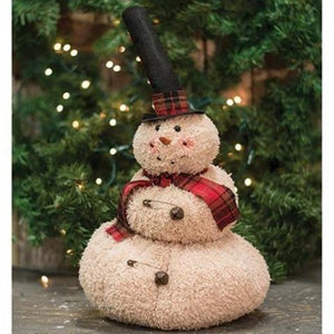 Mr. Top Hat Snowman