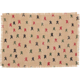 Primitive Star Jute Placemat - Set of 6 - Primitive Star Quilt Shop