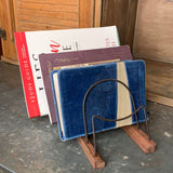 Primitive Letter & Recipe Holder - Primitive Star Quilt Shop