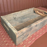 Reclaimed Wood Tray - Primitive Star Quilt Shop