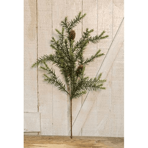 Sargent Spruce with Cones Spray - 22""