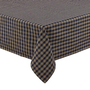 Sturbridge Navy Table Cloth 54x54""
