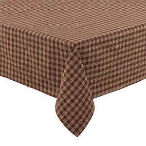 Sturbridge Wine Table Cloth 60x84""