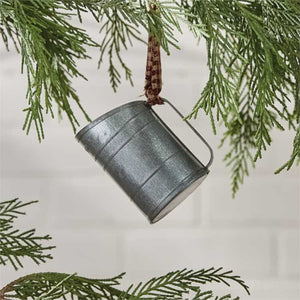 Tin Sifter Ornament