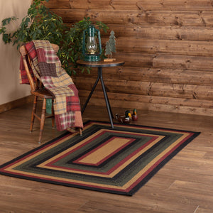 Wyatt Rectangle Braided Rug 4x6'