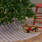 "Amory Tree Skirt 48"" - Primitive Star Quilt Shop"