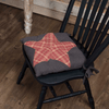 "Arlington Chair Pad 15"" - Primitive Star Quilt Shop"