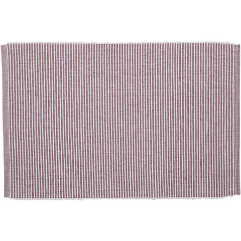 Ashton Burgundy Placemat - Set of 6
