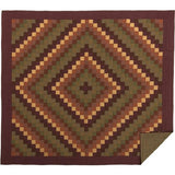 Heritage Farms Quilt California King Quilt- Primitive Star Quilt Shop