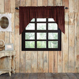 Cumberland Lined Swag Curtains - Primitive Star Quilt Shop