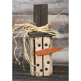 Lath Snowman Crate - Primitive Star Quilt Shop