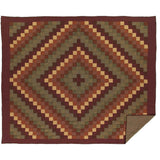 Heritage Farms Quilt Luxury King Quilt- Primitive Star Quilt Shop