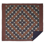 Parker Quilt Luxury King Quilt- Primitive Star Quilt Shop